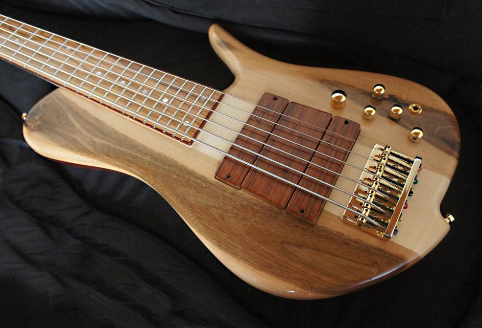 luthier artisan basse  u00e9lectrique sur mesure