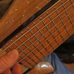 Basse 7 cordes luthier artisan