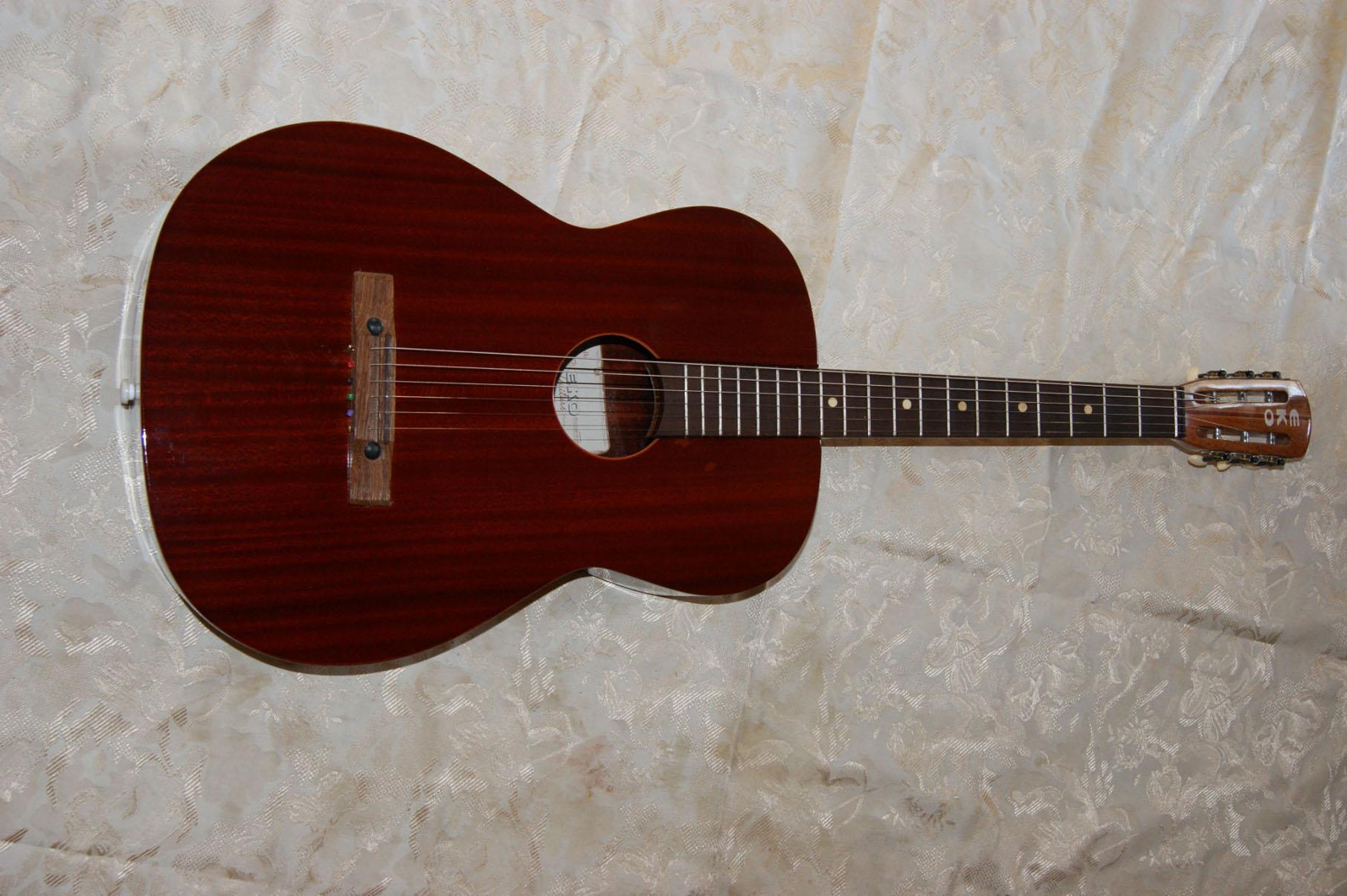 restauration guitare luthier