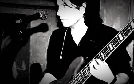 bassiste gabriel vega-beron