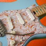 Guitare électrique sur mesure
