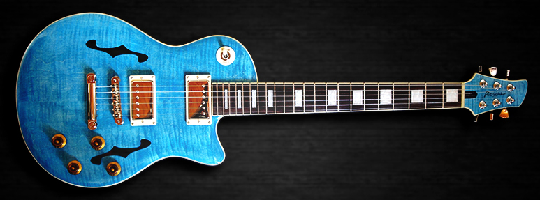 guitare électrique  luthier